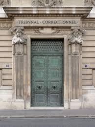 chambre correctionnelle tribunal correctionnel wikipédia
