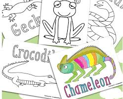 easy peasy coloring page free reptile coloring pages from easy peasy and fun