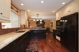 fine kitchen cabinets backsplash kitchen cabinets light upper dark lower fine kitchen