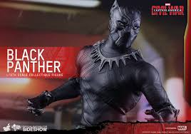 marvel black panther sixth scale figure by toys sideshow