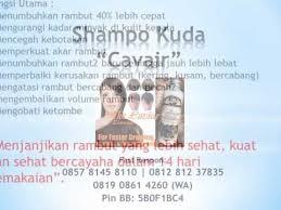 Sho Kuda Pemanjang Rambut 085781458110 jual shoo kuda caviar penumbuh dan pemanjang