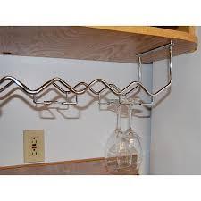 Wine Glass Holder Under Cabinet Small Wine Glass Rack Under Cabinet Wine Glass Rack Ideas