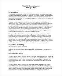 it strategic plan example exwhat are strategic plan template