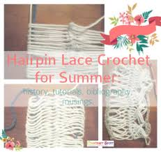 hairpin crochet crochet spot archive hairpin crochet lace for summer
