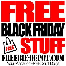 free black friday stuff 2014 free stuff on thanksgiving weekend