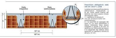 travetto tralicciato focus prodotti solaio a travetti tralicciati prefabbricati e