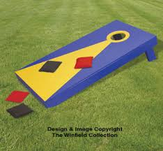 child toy u0026 game plans bean bag toss game plans