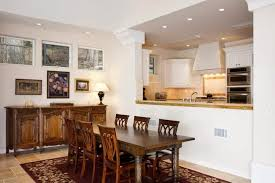 Dining Room Kitchen Ideas Kitchen Dining Room Peninsula Platinumsolutions Us