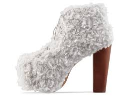 wedding shoes jeffrey cbell jeffrey cbell lita bootie is the world s ugliest shoe