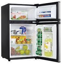 cuisine compacte design danby designer 3 1 cu ft compact refrigerator walmart canada