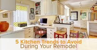 Home Design Trends To Avoid Blog Matthews Nc Kitchen Tune Up