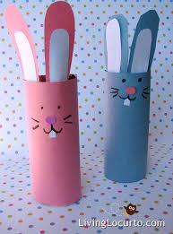 Easter Decorations For Restaurant easter paper crafts for kids toilet paper roll craft easter