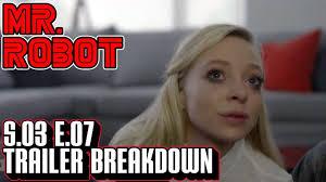 Tanya Meme - mr robot season 3 episode 7 trailer breakdown s3x07 promo eps3