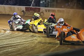 sidecar motocross racing fim oceania speedway sidecar round 2 set to ignite at gillman