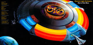 electric light orchestra out of the blue electric light orchestra out of the blue 1977 album cover poster