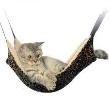 cat hammock leopard print bengal cats