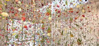 geoffroy mottart flower and leaf art designboom com