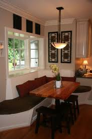 Banquette Seating Dining Room by 49 Best Dining Table For Banquette Ideas Images On Pinterest
