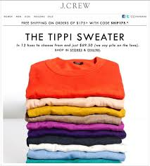 tippi sweater j crew aficionada j crew email a sweater for now and