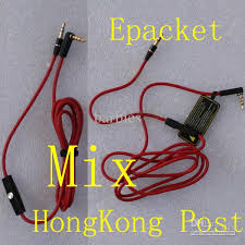 red wires for headphone replacement cable headphone extension