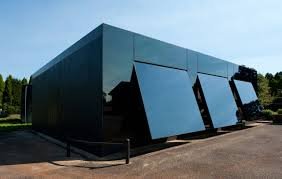 glass box architecture gallery of black box tina tziallas factor design 1