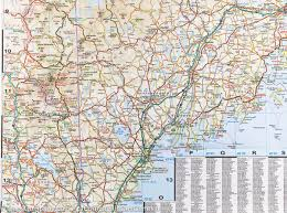 Map Of North Eastern Usa by Map Of New England Usa Reise Know How U2013 Mapscompany