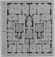 palazzina salvatelli archidiap plans housing pinterest