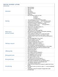 Different Forms Of Business Letters by Download Types Of Business Correspondences Docshare Tips