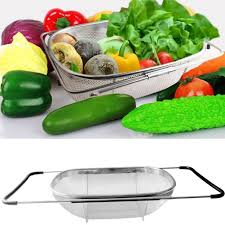 online get cheap double kitchen basket aliexpress com alibaba group