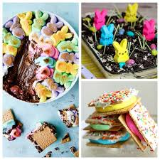 easter desserts 15 easter desserts to make with peeps a cultivated nest