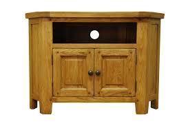 aldiss own suffolk oak corner tv unit living room furniture