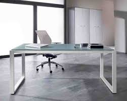 table de bureau en verre bureau de direction verre of mobilier de bureau discount burostock