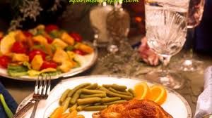 money mondays use food storage for your thanksgiving feast