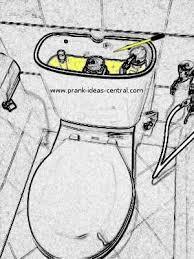 bathroom prank ideas bathroom pranks 14 ideas for the flush toilet pranks 1 to 4