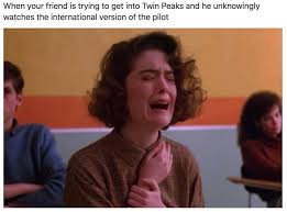 Twin Peaks Meme - 23 twin peaks memes that are actually perfect