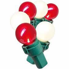 holiday time christmas lights holiday time lite lock led pearlized glass g15 christmas lights