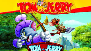 tom jerry cartoon robin hood merry mouse desktop