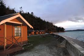 Anchor Motel And Cottages by Cama Beach Cabins Whidbey And Camano Islands