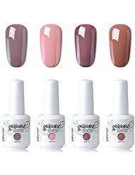 amazon com uv gel nail polish nail art u0026 polish beauty