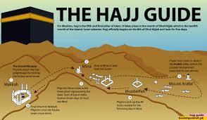 Mecca On Map Hajj Umrah And Ziyarat Packages Bookmyumrah