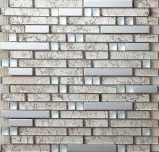 Stainless Steel Tiles For Kitchen Backsplash Metal Mosaic Tile Backsplash Stainless Steel Mosaic Glass Kitchen