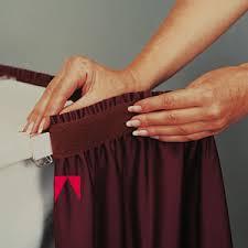 table skirt clips with velcro m4qvelcro jpg