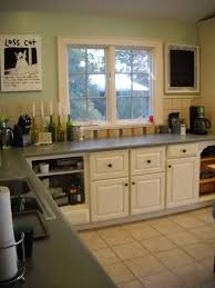 paint formica kitchen cabinets ideas refinish formica countertops with wood cabinets and storage