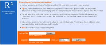 careerbuilder resume database save searching time with r2 recommended resumes careerbuilder com