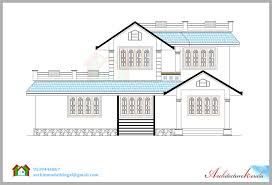 house elevation plans home architecture beautiful house elevation with its floor plan