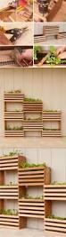 How To Build A Vertical Wall Garden by How To Make A Modern Space Saving Vertical Vegetable Garden