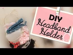 headband stand originals diy headband holder using household items