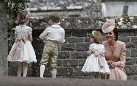 english wedding pippa middleton marries as royals look on wtop