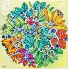 25 secret garden coloring book ideas johanna