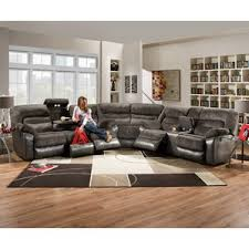 Sectional Sofas With Recliners by Power Reclining Sectional Sofas You U0027ll Love Wayfair